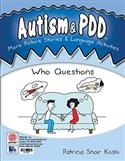 AUTISM LANGUAGE ACTIVITIES WHO   Special Education