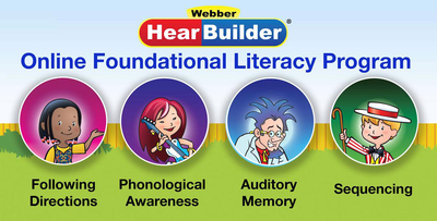 HearBuilder Online Subscriptions | Special Education