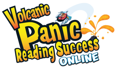 Volcanic Panic Reading Success Online | Keyboarding / Typing Instruction