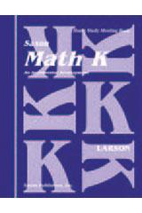 Saxon Math K Homeschool Complete Kit 1st Edition | Math