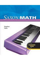 Saxon Homeschool Intermediate 4 Homeschool Package | Math