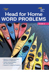 Head For Home Word Problems Workbook Grade 2 | Language Arts / Reading