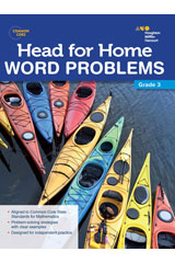 Head For Home Word Problems Workbook Grade 3 | Language Arts / Reading