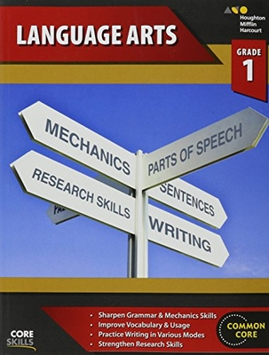 Steck-Vaughn Core Skills Language Arts Workbook Grade 2 | Language Arts / Reading