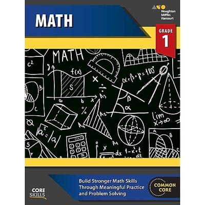 Steck-Vaughn Core Skills Mathematics Workbook Grade 1 | Language Arts / Reading