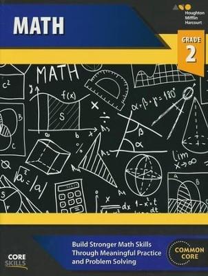 Steck-Vaughn Core Skills Mathematics Workbook Grade 2 | Language Arts / Reading