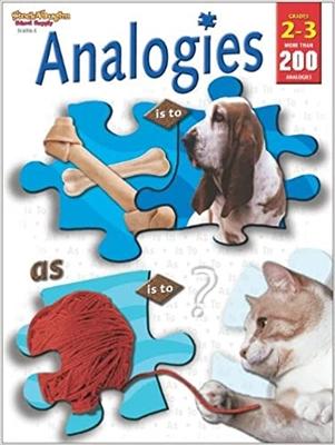 Analogies Reproducible Grades 2-3 | Language Arts / Reading