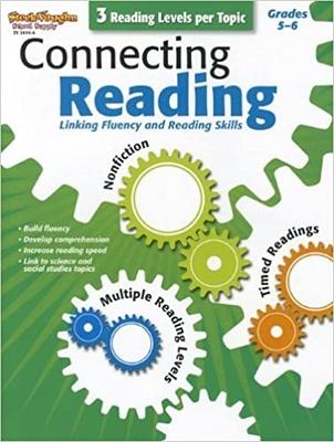 Connecting Reading Reproducible Grade 5 | Language Arts / Reading