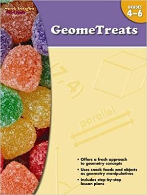 Fun Math Reproducible GeomeTreats   Language Arts / Reading
