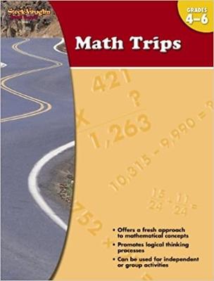 Fun Math Reproducible Math Trips   Language Arts / Reading