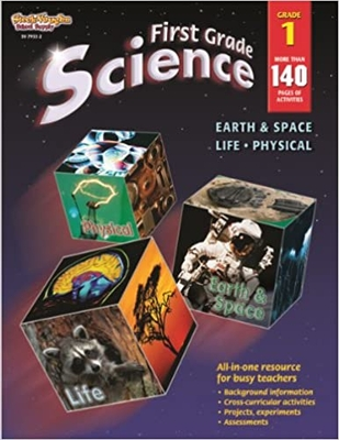 Science Reproducible Grade 1 | Language Arts / Reading