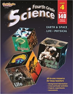 Science Reproducible Grade 4 | Language Arts / Reading