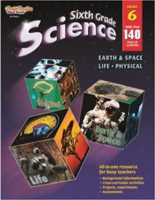 Science Reproducible Grade 6 | Language Arts / Reading