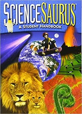 ScienceSaurus Handbook Hardcover 4-5 | Language Arts / Reading