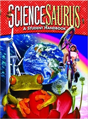 ScienceSaurus Red Softcover Grades 2-3 | Language Arts / Reading