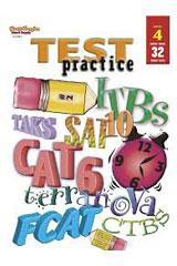 Test Practice Reproducible Grade 4 | Language Arts / Reading