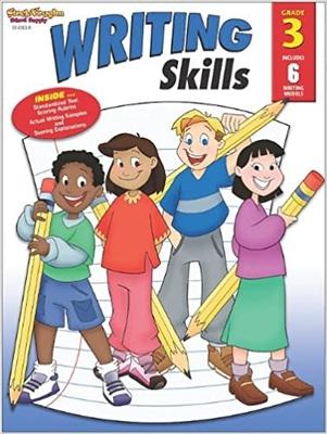 Writing Skills Reproducible Grade 3 | Language Arts / Reading