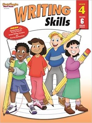 Writing Skills Reproducible Grade 4 | Language Arts / Reading