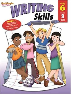 Writing Skills Reproducible Grade 6 | Language Arts / Reading
