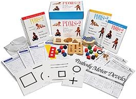 PDMS-2 Peabody Developmental Motor Scales Second Edition: Complete Kit | Special Education