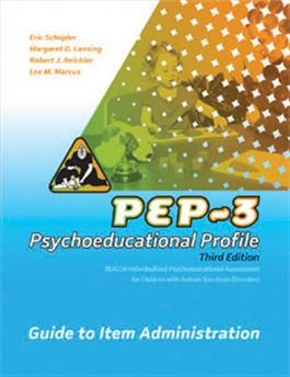 PEP-3 Guide to Item Administration   Special Education