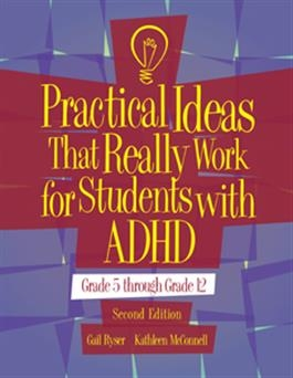 PITRW for Students with ADHD: Grade 5 through Grade 12 Second Edition Manual   Special Education
