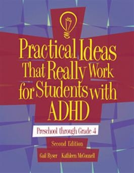 PITRW for Students with ADHD: Preschool Through Grade 4 Second Edition Manual | Special Education