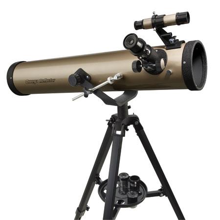 GeoSafari Omega Reflector Telescope | Teacher Tools