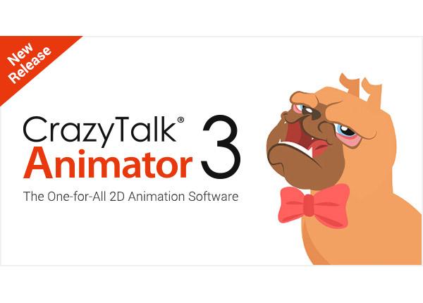CrazyTalk Animator3 Pro - Academic | Applications