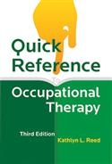 Quick Reference to Occupational Therapy-Third Edition | Pro-Ed Inc