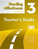 Reading Milestones-Fourth Edition, Level 3 (Yellow) Teacher's Guide   Special Education