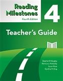 Reading Milestones-Fourth Edition, Level 4 (Green) Teacher's Guide | Special Education