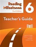 Reading Milestones Fourth Edition, Level 6 (Orange) Teacher's Guide | Special Education