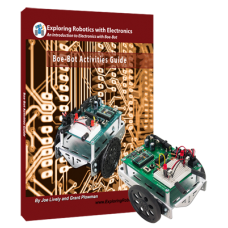 Boe-Bot Single Bundle - Robot with Curriculum | Exploring Robotics