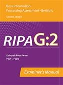RIPA-G:2 Examiner's Manual | Special Education
