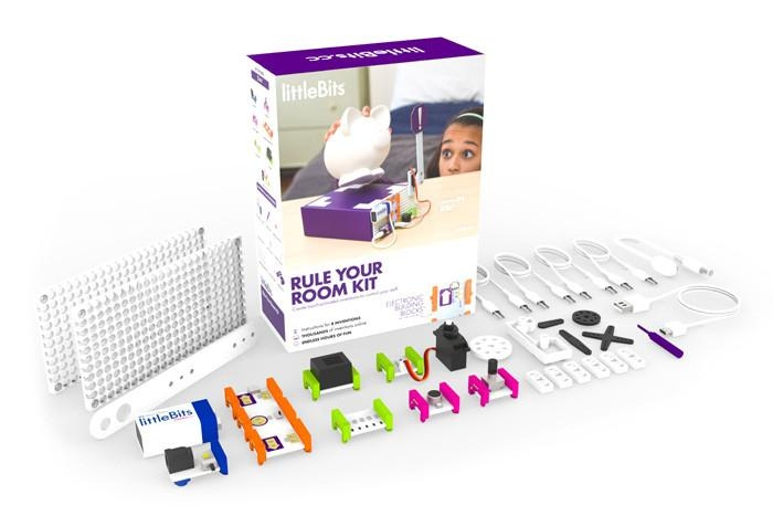 littleBits Rule Your Room Kit   Science