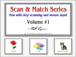 Scan & Match Series | Special Education