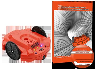 Exploring Robotics Curriculum with Scribbler - Single | Exploring Robotics