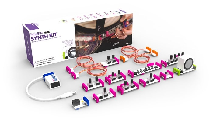 littleBits Synth Kit | Science