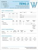 TEWL-3 Administration/Record Booklet Form B (10) | Special Education
