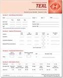 TEXL: Examiner Record Booklet (25) | Special Education