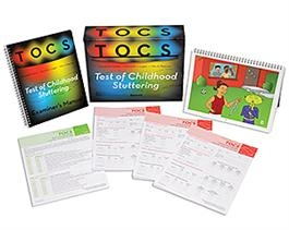 TOCS: Test of Childhood Stuttering | Special Education