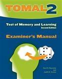 TOMAL-2 Examiner's Manual   Special Education