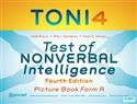 TONI-4 Picture Book | Special Education