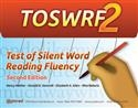 TOSWRF-2: Test of Silent Word Reading Fluency-Second Edition | Special Education