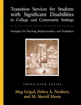 Transition Services for Students with Significant Disabilities in College and Co   Special Education