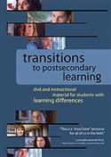 Transitions to Postsecondary Learning DVD with Discussion Guide | Special Education