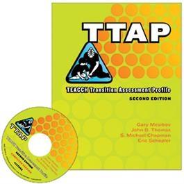 TTAP-CV: TEACCH Transition Assessment Profile, Computer Version | Special Education