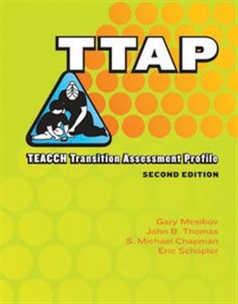 TTAP: TEACCH Transition Assessment Profile Second Edition | Special Education