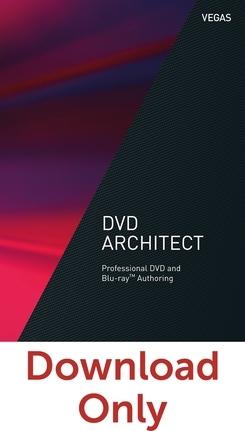 Magix Vegas DVD Architect Academic | Music Education